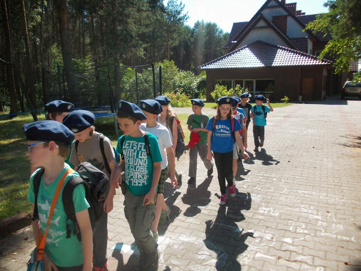 Zielone szkoły i kolonie w pensjonacie Grynwald
