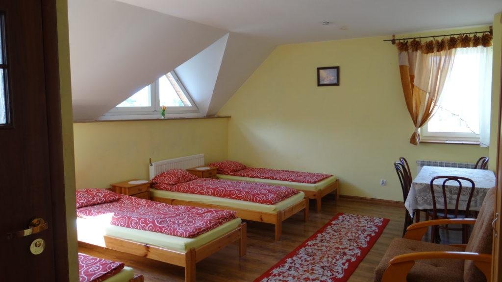 Pokój nr.4 Pensjonat Grynwald
