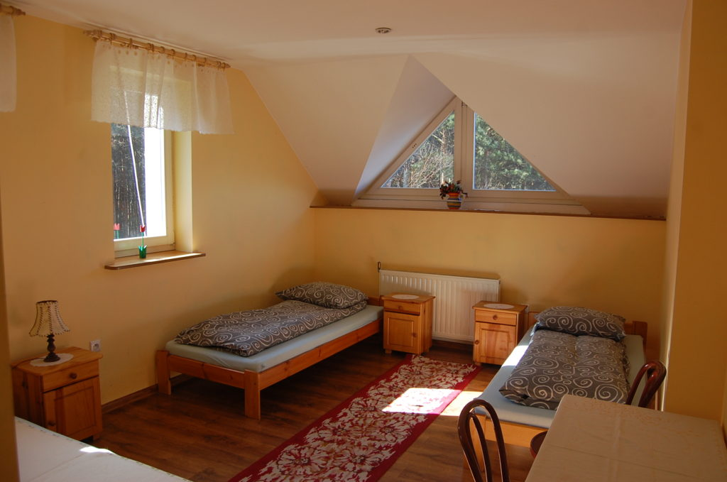 Pensjonat Grynwald pokój nr3