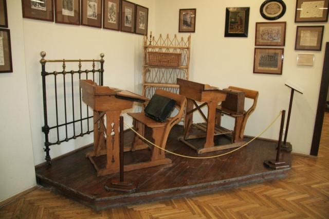Muzeum S. Żeromskiego Świętokrzyskie, Kielce