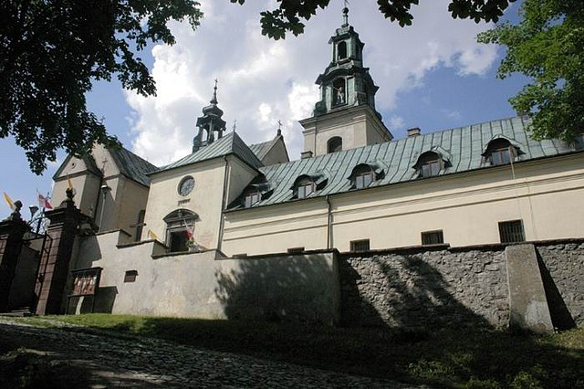 Zespół Klasztorny na Karczówce - Kielce, Góry Świętokrzyskie
